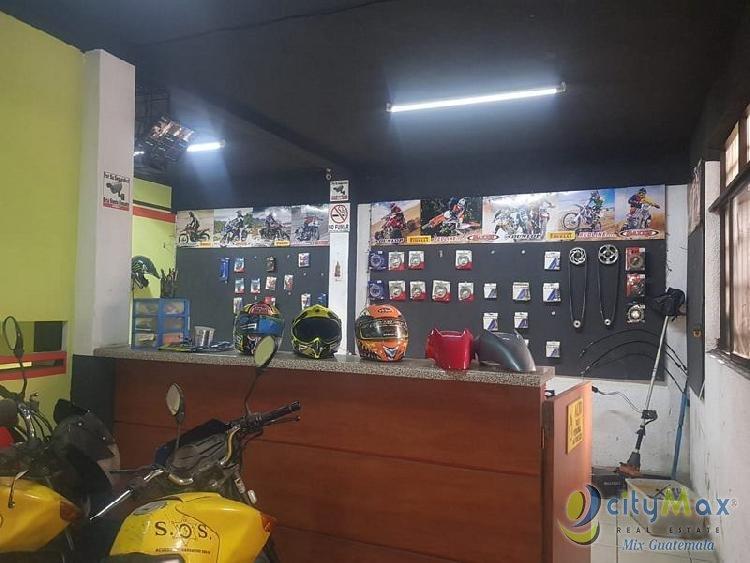 Local en Renta para Uso Comercial en Zona 12