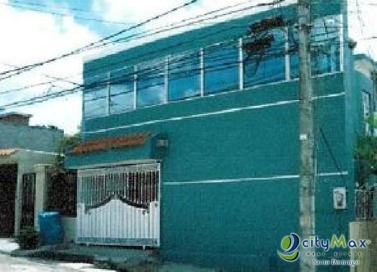 Edificio Comercial en venta en Manoguayabo