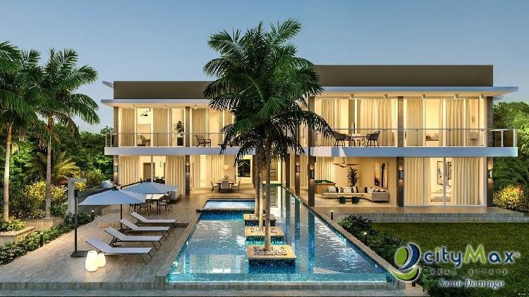 Lujosa Villa en Venta en Cocotal Golf & Country Club