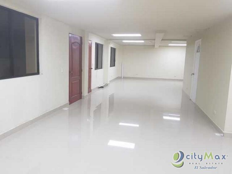 Vendo EDIFICIO de oficinas en Colonia San Benito
