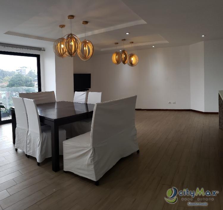 Apartamento en Alquiler 3 habitaciones zona 15