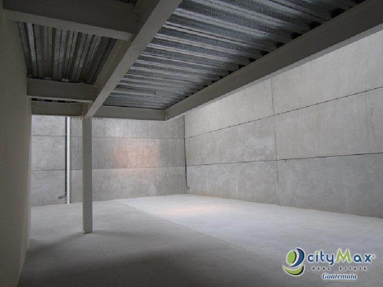 Alquilo Ofibodega 313 m2  en la Zona 12 el Cortijo