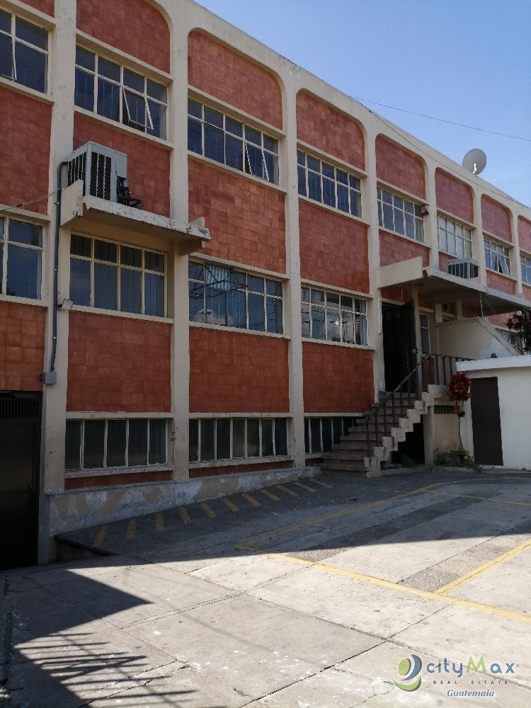 Edificio en Alquiler en Zona 12 de Guatemala con 1500m2