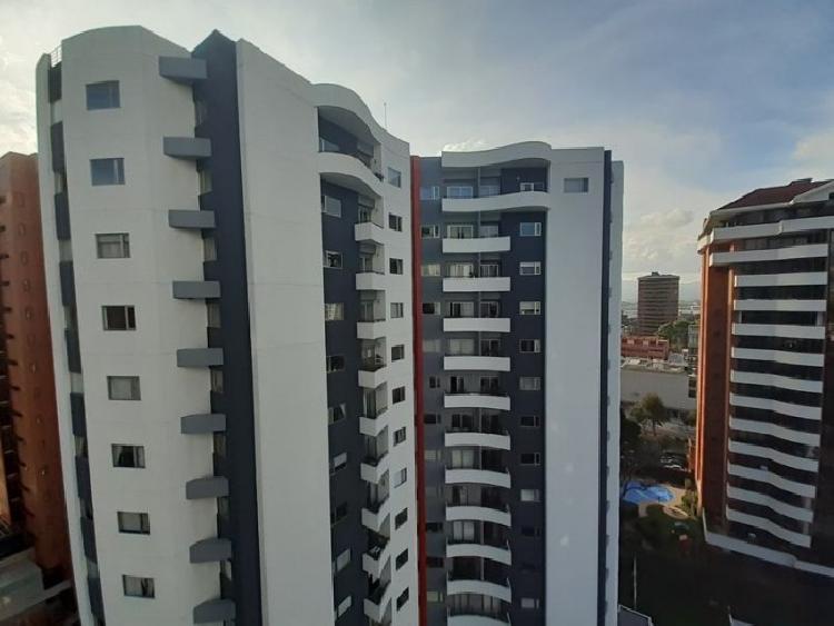 Apartamento en Renta Attica I, Zona 14 Américas
