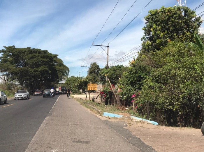 VENDO Terreno Colonia San Antonio en Guazapa