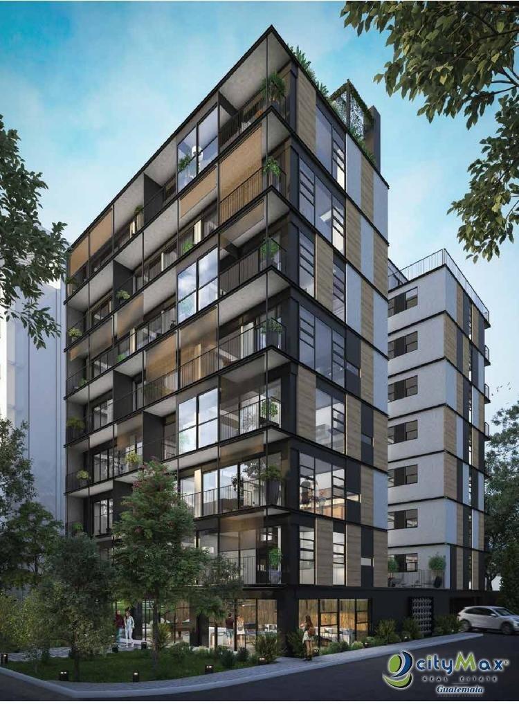 Se vende apartamento en Kanajuyu Zona 16