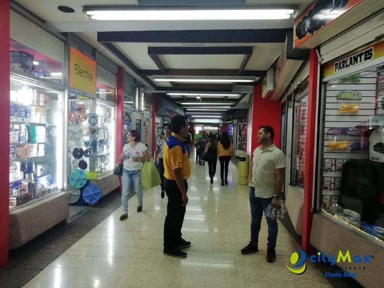 Para venta local comercial San Jose centro