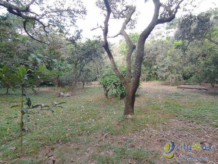 Terreno en Venta Zona 15 Guatemala, uso residencial
