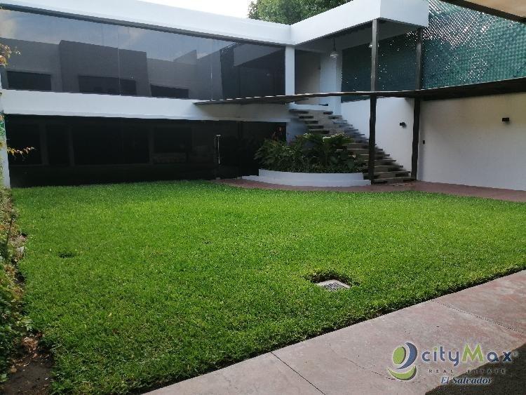 VENDO propiedad para oficinas en Colonia Escalón