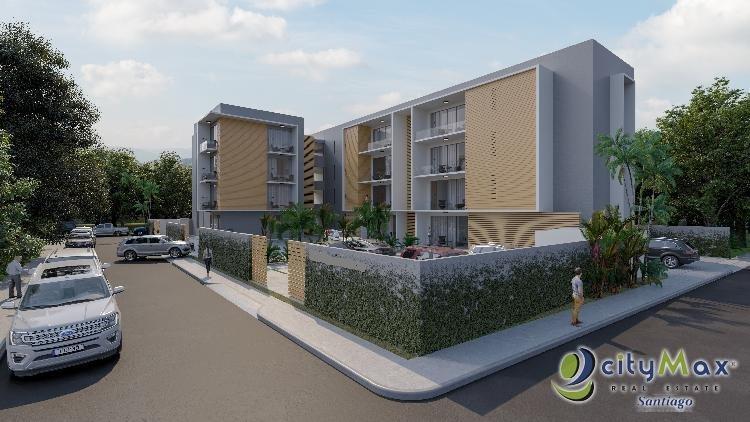 Apartamentos en venta villas del norte SANTIAGO DOM REP