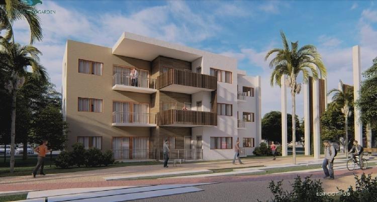En Venta!! Apartamento de 1 Hab, 64 Mts2, En Bávaro