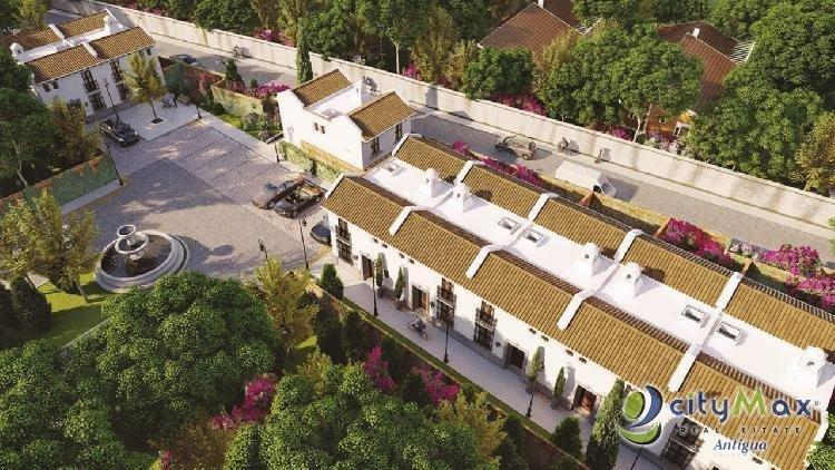 Venta de Villa dentro de residencial de San Pedro Las H