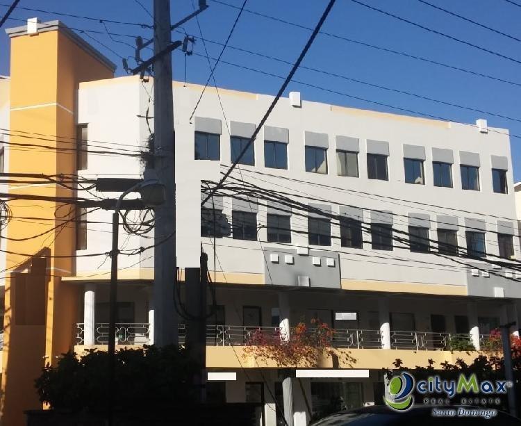 Se Vende Edificio Comercial Completo en Piantini