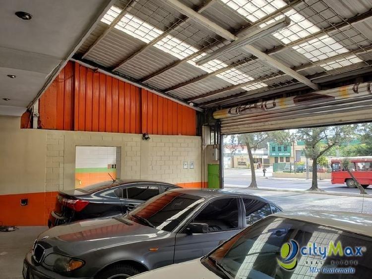 Local en Renta con Oficinas y Bodega Calzada San Juan