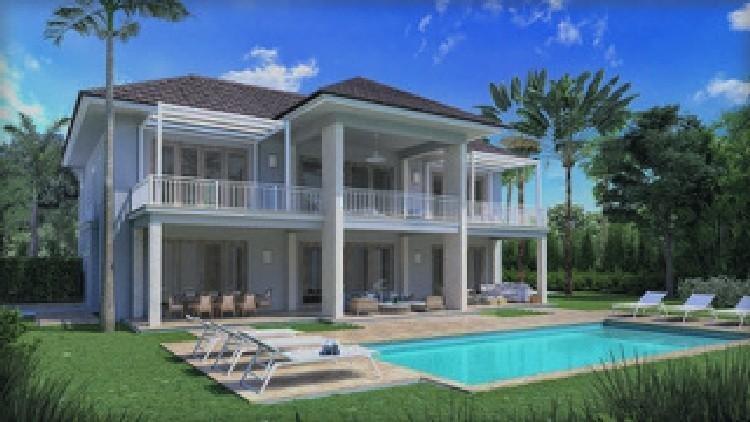 Villa de lujo venta Hacienda  Punta Cana