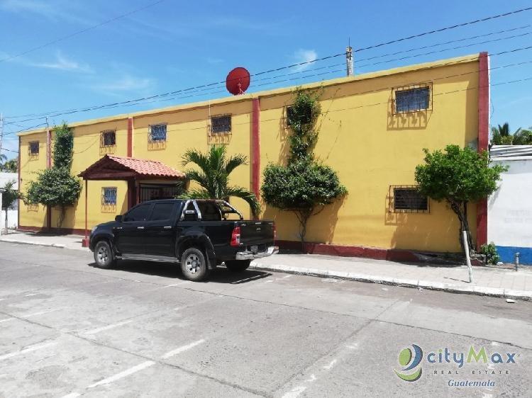 Hotel en Venta, en Puerto de Iztapa, en Escuintla