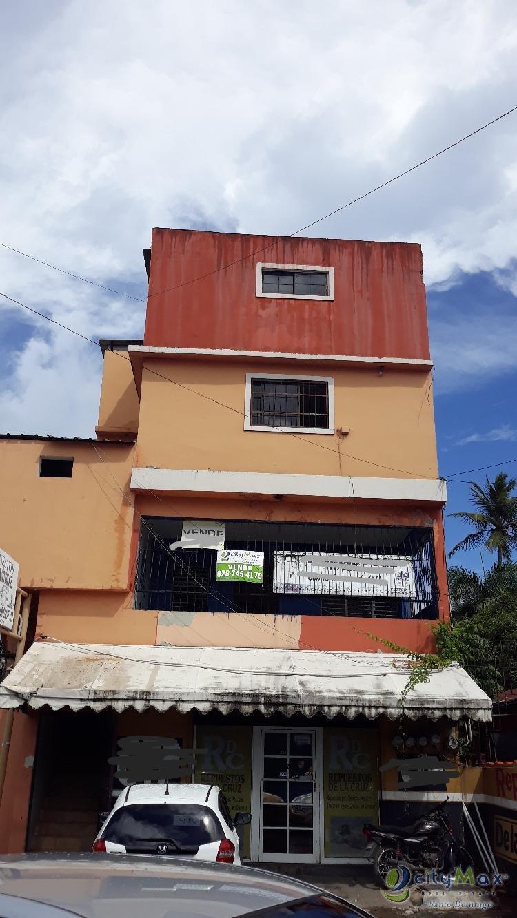 Edificio Comercial en Venta Carretera Duarte Vieja