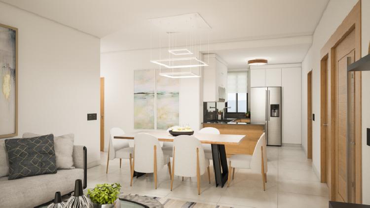 Apartamento en venta urb. Thomen Santiago REP. DOM.