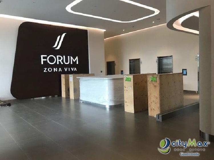 Oficina en renta en Forum Zona Viva z 10 Guatemala