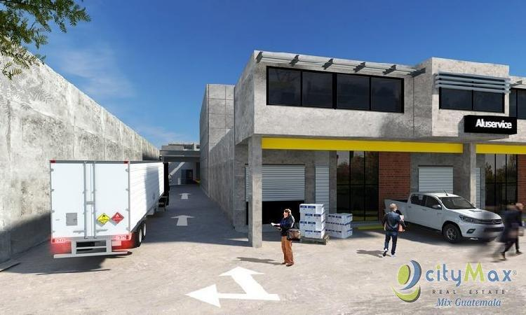 Ofibodega en Venta Bulevar San Nicolas Zona 4 de Mixco