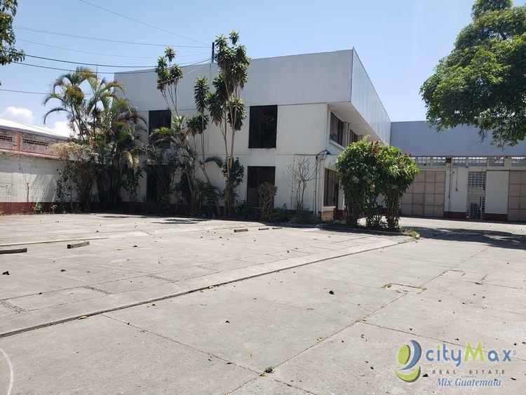 Edificio y Bodega en Renta Zona 9 Avenida La Castellana