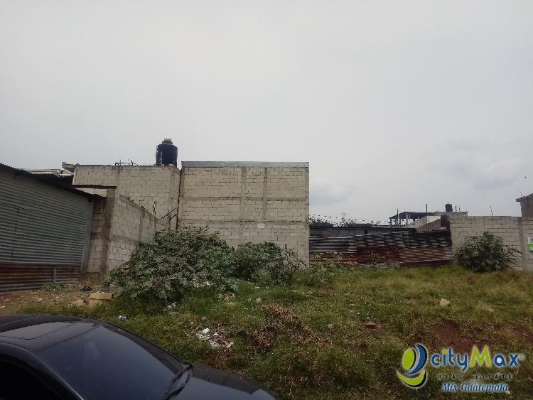 Terreno en Venta Villa Nueva Cerca a Estadio Galcasa