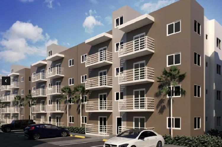 Apartamento  en venta, Santo Domingo Oeste