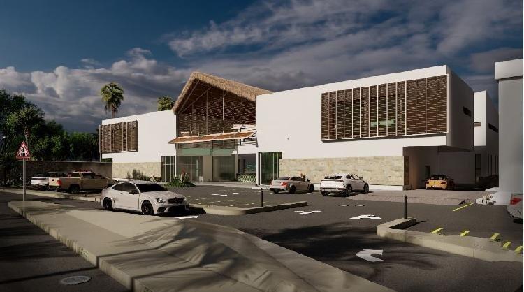 Pre-Alquiler de Local Comercial 227 Mts2 en Punta Cana