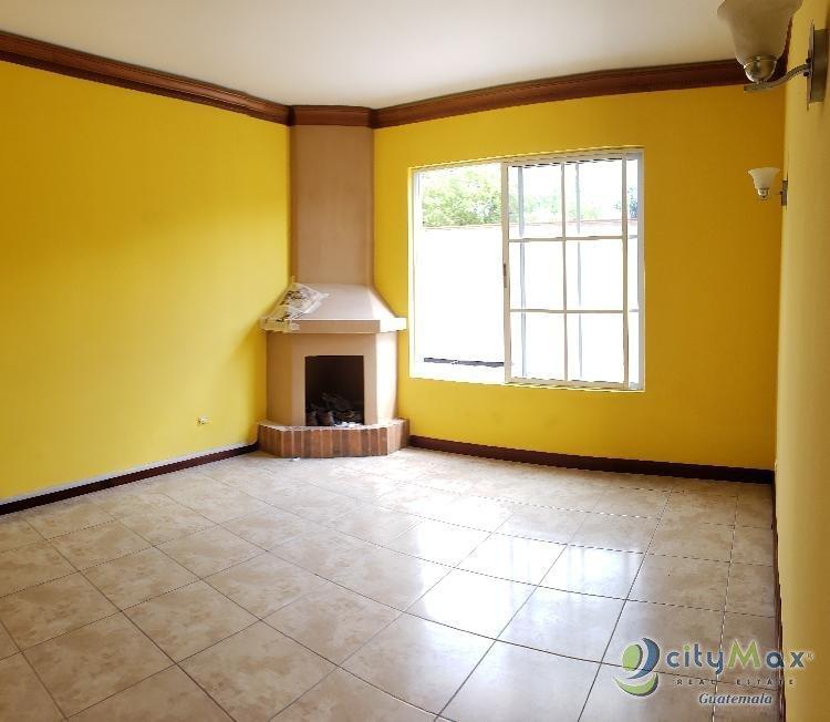 Casa en venta entrada Olmeca Fraijanes