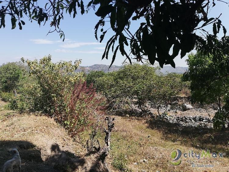 Se Vende Terreno en Guadalupe San Vicente