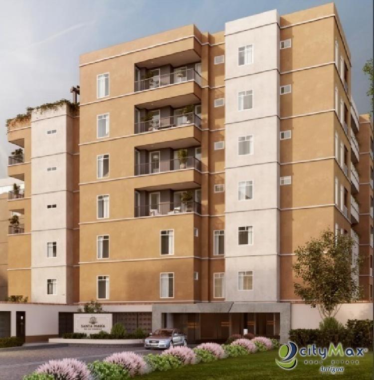 Renta de aparto equipado en torre residencial de Zona11