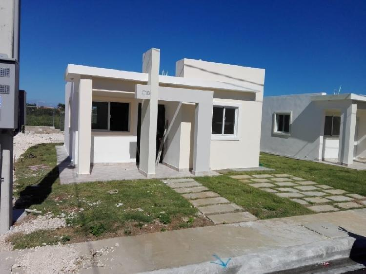 Vendo Casa 2 habitaciones en Bavaro Resd. Las Gaviotas