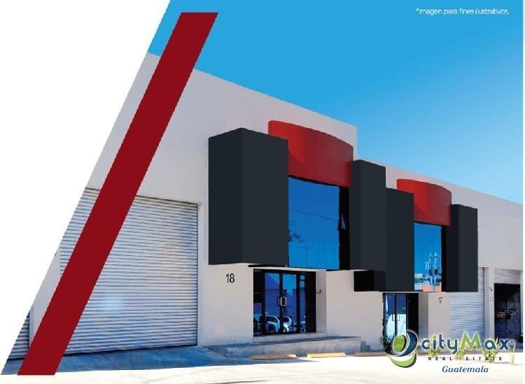 Vende Ofibodega en la Ciudad de Xela con 206 m2