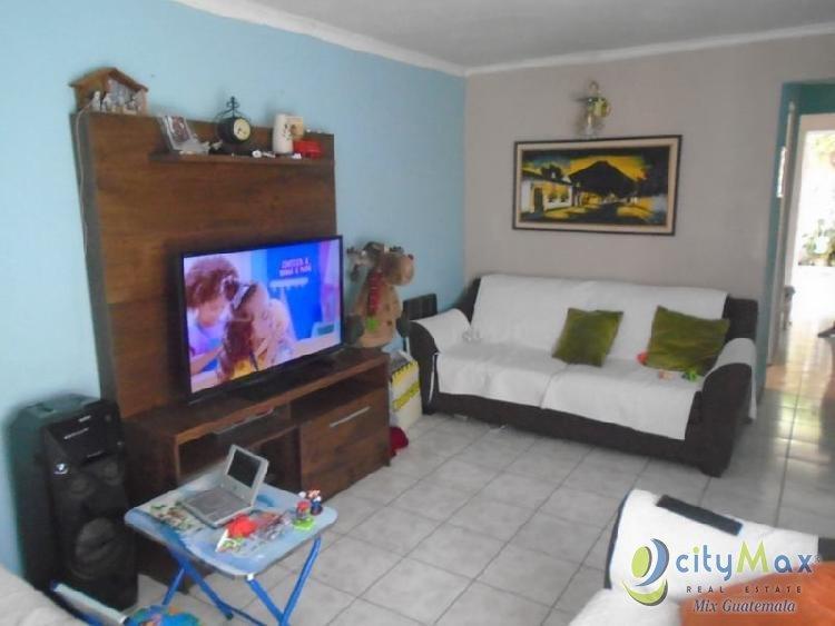 Casa en Venta Fuentes del Valle III San Miguel Petapa