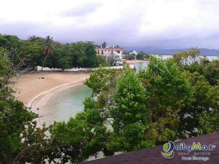 Terreno con frente a la playa en Venta en Rio San Juan