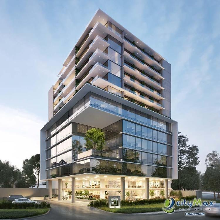 Apartamento en Construccion Zona 13 en Venta con 63mt2