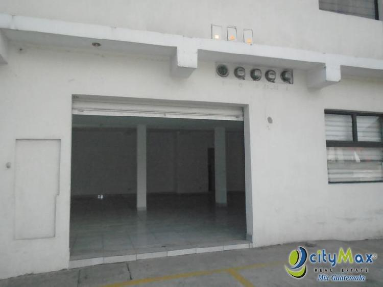 Local en Renta El Rosario Zona 3 de Mixco