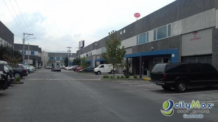 Ofibodega en Alquiler en la zona 12 con 360 m2