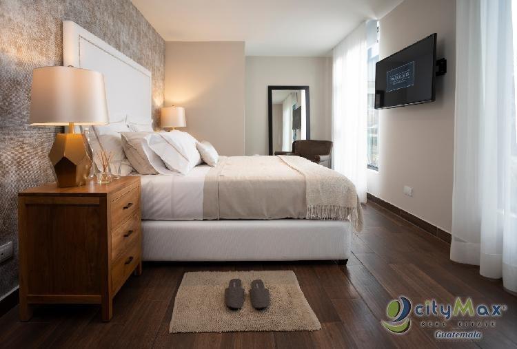 Apartamento de 95 mts. 3 habitaciones Z.15 Guatemala