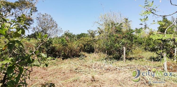 Vendo terreno industrial Sitio del Niño San Juan Opico
