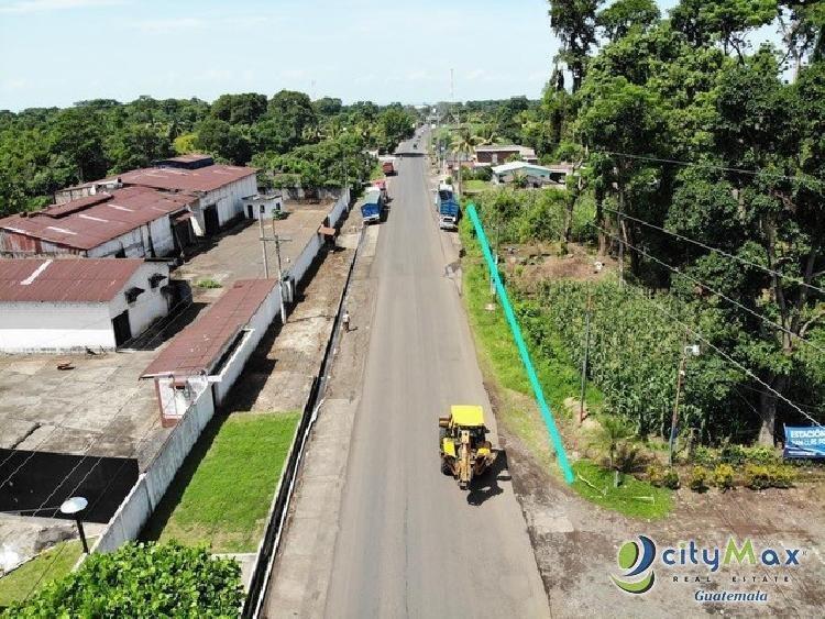 Vendo Terreno en Cuyotenango Suchitepequez