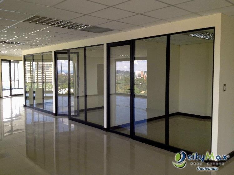Oficina en venta o renta zona 10 Guatemala