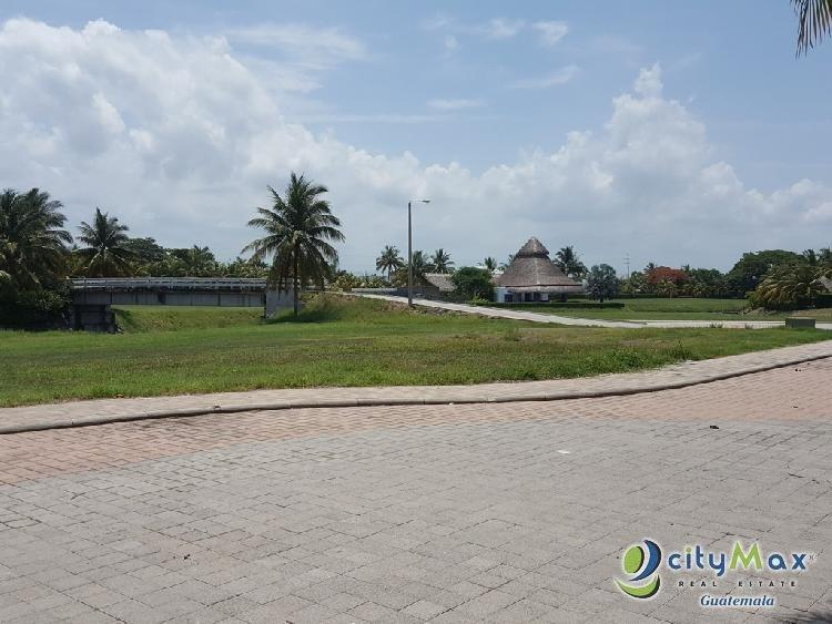 Terreno en Pergolas del Mar en venta Iztapa Guatemala
