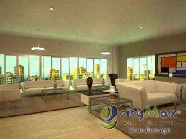 Lujoso Apartamento Con Terraza En Venta En Naco Santo Domingo